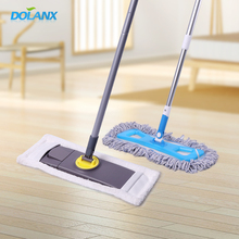 Factory Customised Wholesale China Cleaning Microfiber Flat Mop