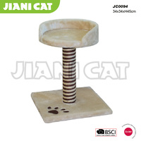 pet products Cat scratcher, Cat furniture,Cat wooden toy banana leaf cat tree