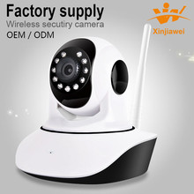 P2p baby monitor baby camera with continuous recording,360 viewerframe mode ip kamera