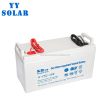 Valve regulated lead acid ups battery 12V 100AH