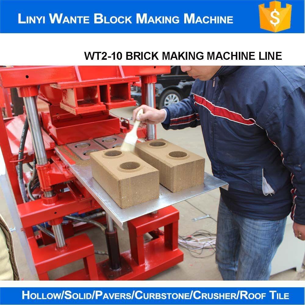 Brick and Concrete Block Manufacturers