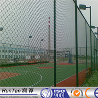 High quality basketball court fence