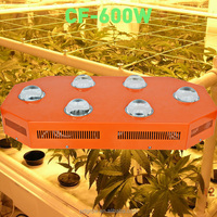 1200W CXB3050 COB power led grow light for vegetative plants growth diy full spectra