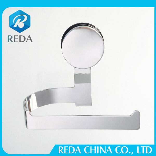 bathroom accessory, suction cup toilet paper holders,stainless steel