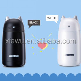 Vacuum Flasks With Strap handle water bottle cute design
