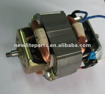 68 series universal electric motor for mixer juicer for Universal ac dc motor