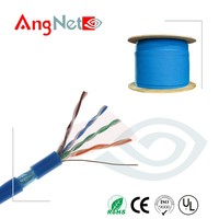China price 1000ft ethernet messenger wire cat5e cables cat6 cable