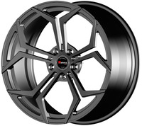 New design forged aluminium alloy wheels rims for sale
