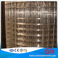 Ss 304 stainless steel welded wire mesh