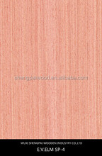 engineered elm timber wood veneer recon veneers burma teak veneer for furniture decoration