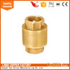 LB-GutenTop 1/2 inch low lead forged air compressor brass check valve pn16 with CE certificate