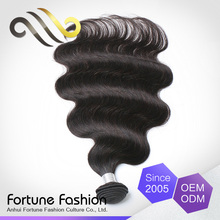 Superior Quality Casual Clean And No Smell Light Wave 100% Virgin Human Hair Weaving
