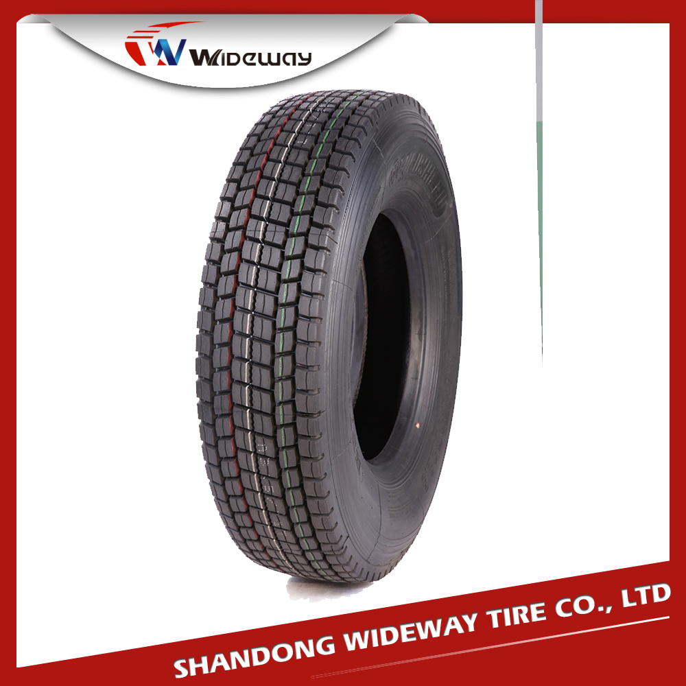 New tyre for USA market commercial truck and bus tires 11R22.5 11R24.5 12r22.5