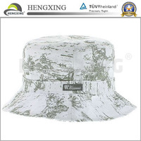 Fashion small quantity order cotton mens bucket hats/promotional hat