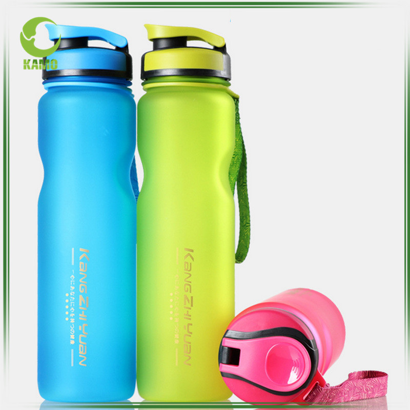 High capacity bottle unbreakable 1000ml PC / TRITAN plastic sports water bottle