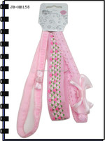 Polyester Lace Headband For Kids