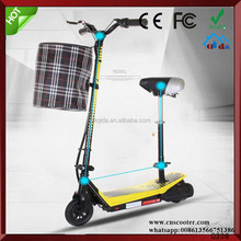 350W adult high quality electric scooter kids folding scooter