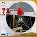 4 frame stainless steel manual honey extractor cheap factory price