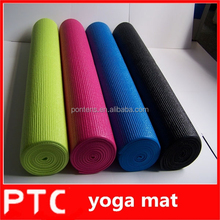 2015 New Arrival Waterproof Fashion Custom Printed PVC Yoga Mat