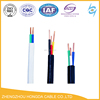 White Color 1.5mm 2.5mm pvc insulated twin and earth cable