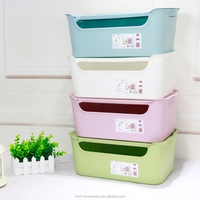 Taizhou Hengming PP wholesale 15 liters plastic storage container with lid