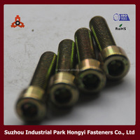 DIN912 Precise Hex Socket Cylinder Head Screw