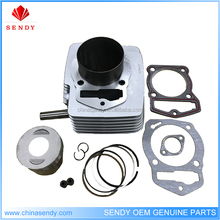Chinse supplier high performance motos cylinder assembly cb200 engine parts