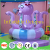 Electric Kids Inflatable Octopus Indoor Entertainment