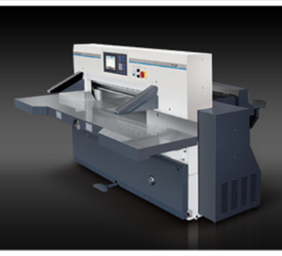 Paper trimmer, hydraulic guillotine paper cutter K130T paper cutting machine