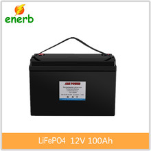 LiFePO4 12V 100Ah Battery Pack