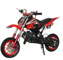 Kids gas 49cc super dirt bikes kick start for sale