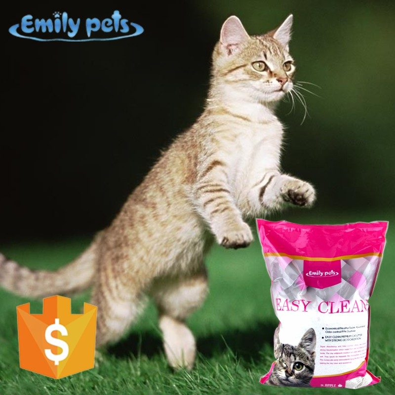 Pet products super clean kitty litter our cat
