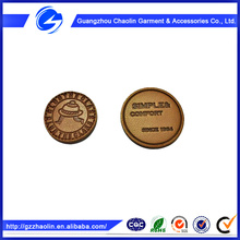 Customized Garments Top Quantity Leather Patches