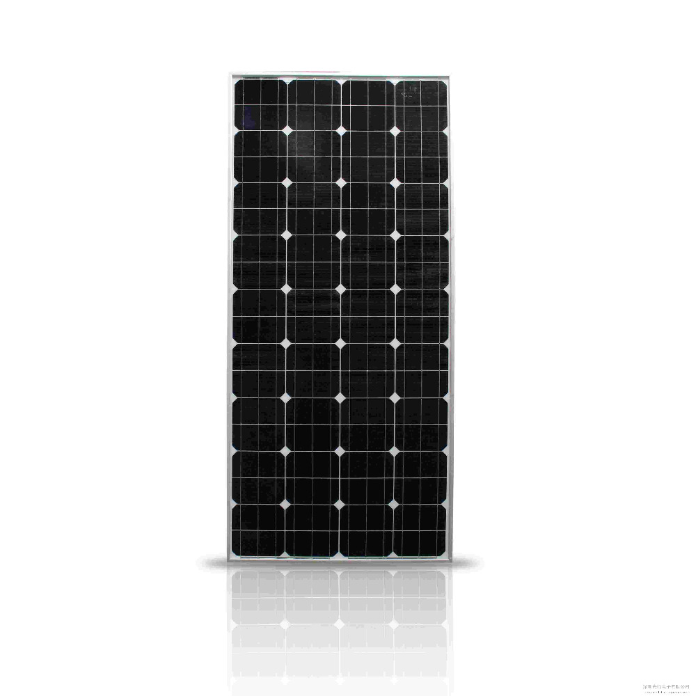 China best pv supplier deep blue poly 150w solar cell for solar panel home