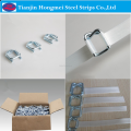 Galvanized Strapping seals for cord &PET Strap