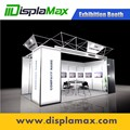 Aluminum exhibition booth portable display stand trade show booth customized booth design