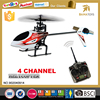Super drone helicopter wireless transmitter & receiver 4ch rc air fun helicopter