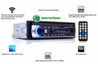 JSD-520 Universal Car MP3 Player/CD Player inserted U disk radio generation