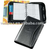 2013 New Design Wholesale Price PU/PVC Notebook OEM