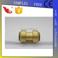 "LBA-GUTEN TOP Class 125, Cross, 1/2"" NPT Female Brass Pipe Fitting,"