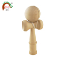 Custom kendama with natural color