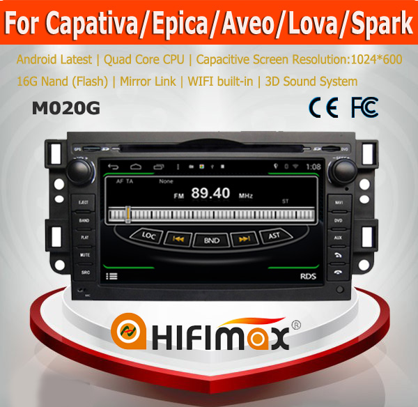HIFIMAX Android 4.4.4 chevrolet captiva auto radio/Holden Captiva car audio system/chevrolet captiva android car dvd