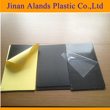 Photo book PVC sheet/paper inner page with adhesive in double sides cheap price