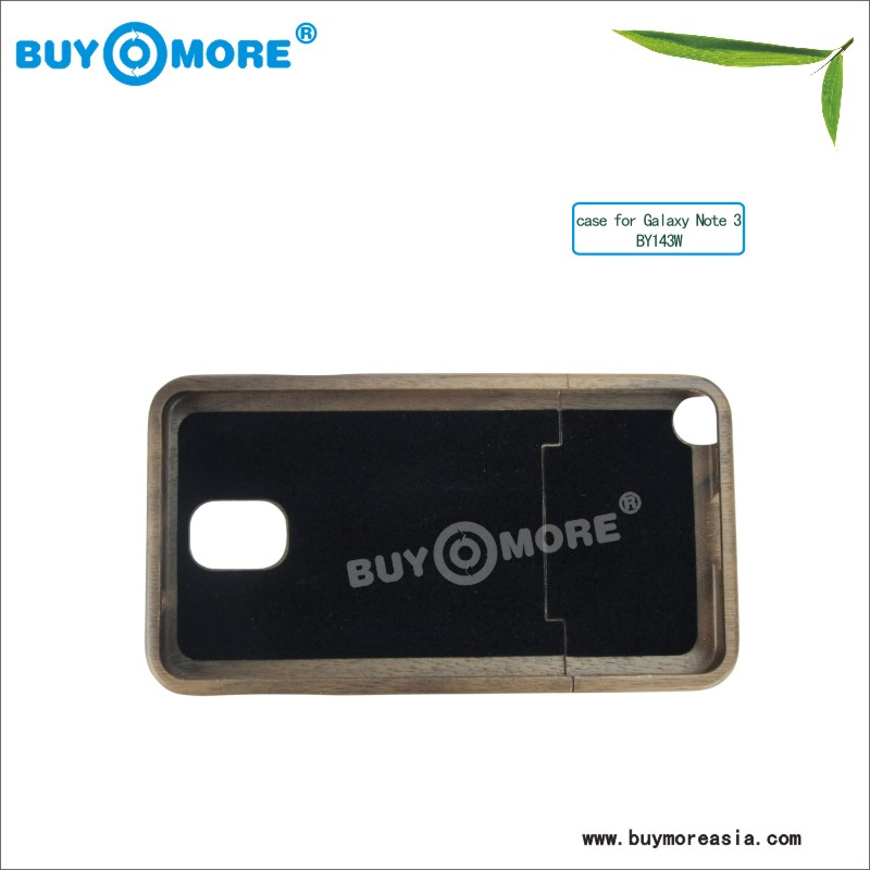 case for samsung galaxy centura s738c wood and pc
