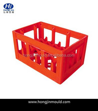 Plastic Injection 20 Bottle Beer Box mould