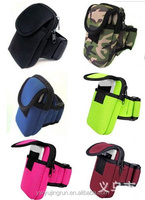 Sport Armband Case Running Pounch Phone Bags Cases Arm Bag