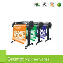 2017 iklan self-adhesive vinyl cutter/flex banner plotter/sticker cutter mesin