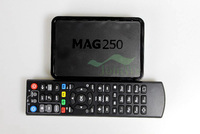 MAG250 Arabic IPTV Box Porn Video Media Player HD100c Media Player IP2000