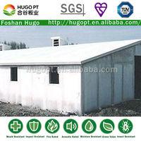 Class A fire proof building materials cement sandwich panels high strength prefabricated house