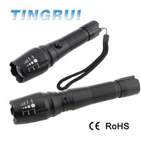 High Power Bright Secturity Self Defense Hunting T6 New X800 G700 Army Military Grade Tactical Led Flashlight Waterproof